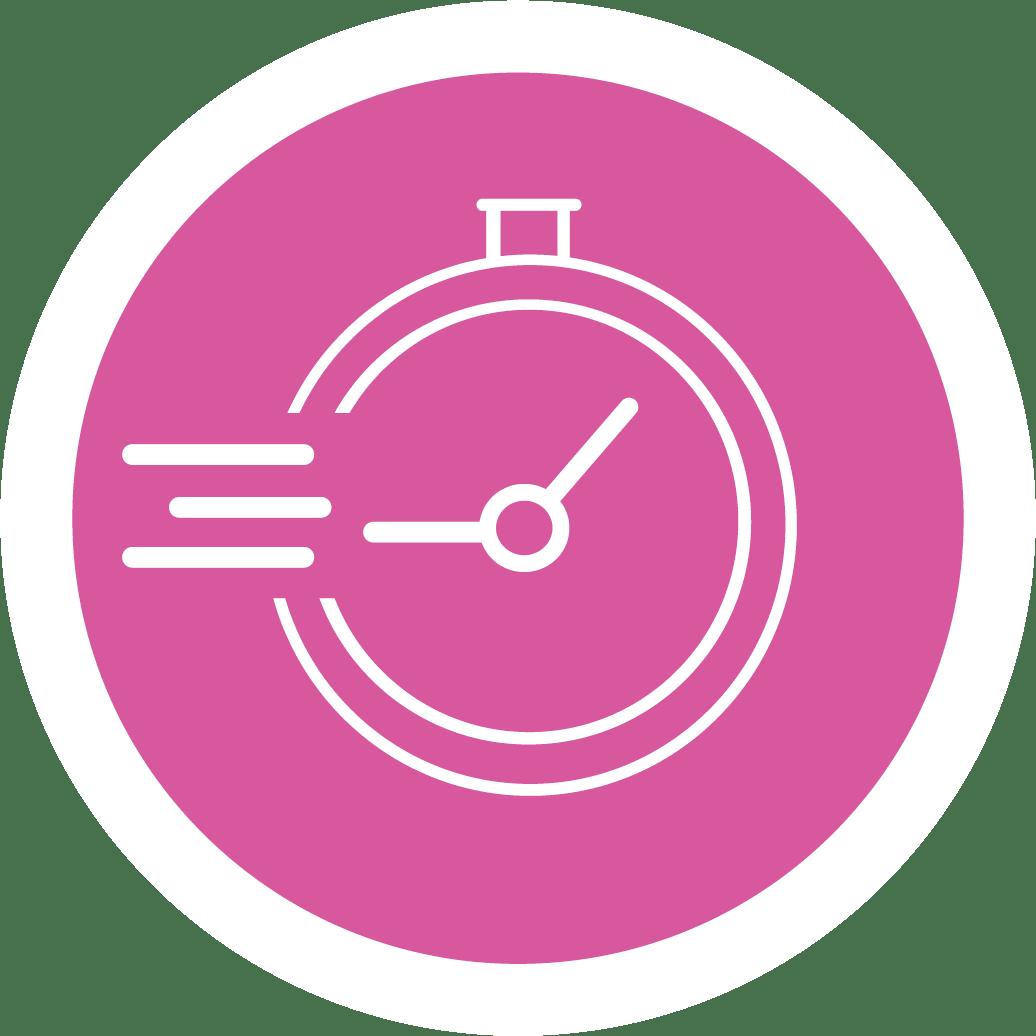 Logo réponse sous 48h