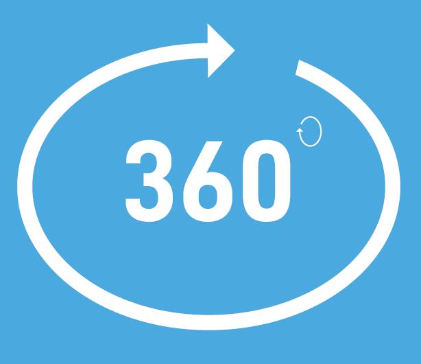Logo 360°