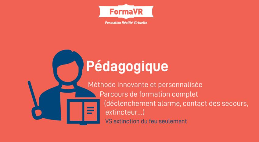 avantage pédagogique formation réalité virtuelle