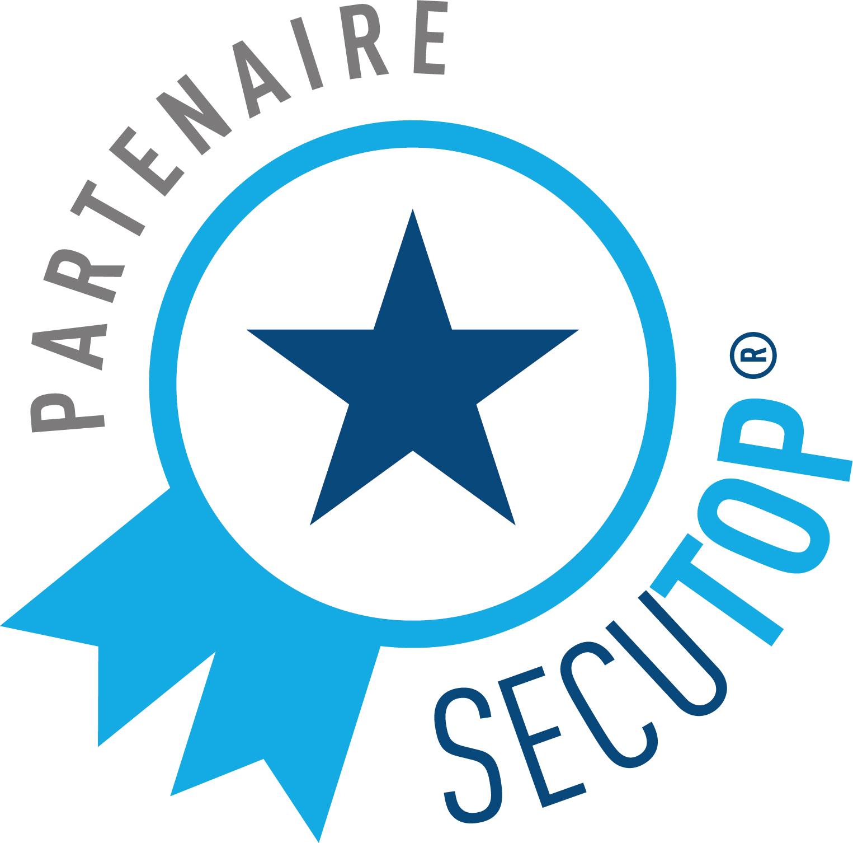 Logo partenaires SECUTOP