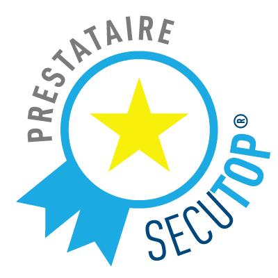 logo pour les prestataires de sécutop