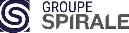 Logo groupe spirale