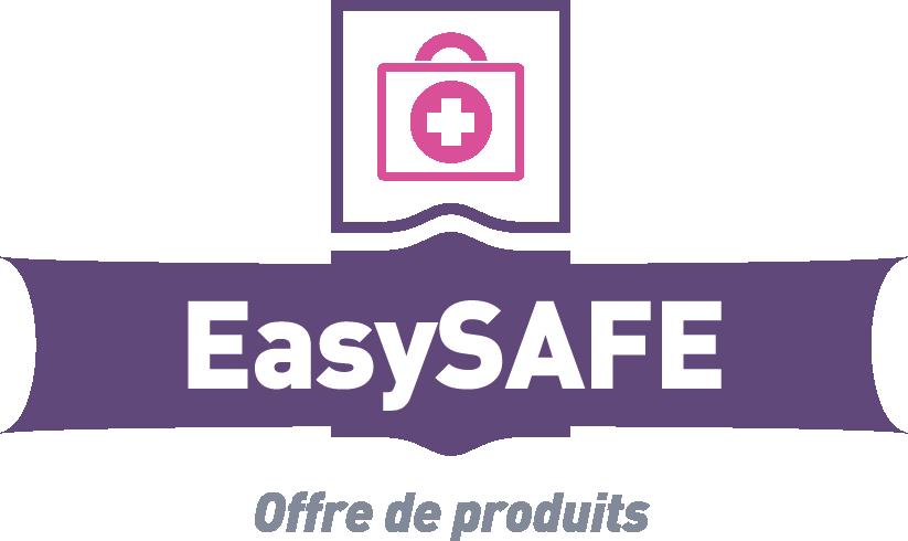 Logo et cartouche easysafe
