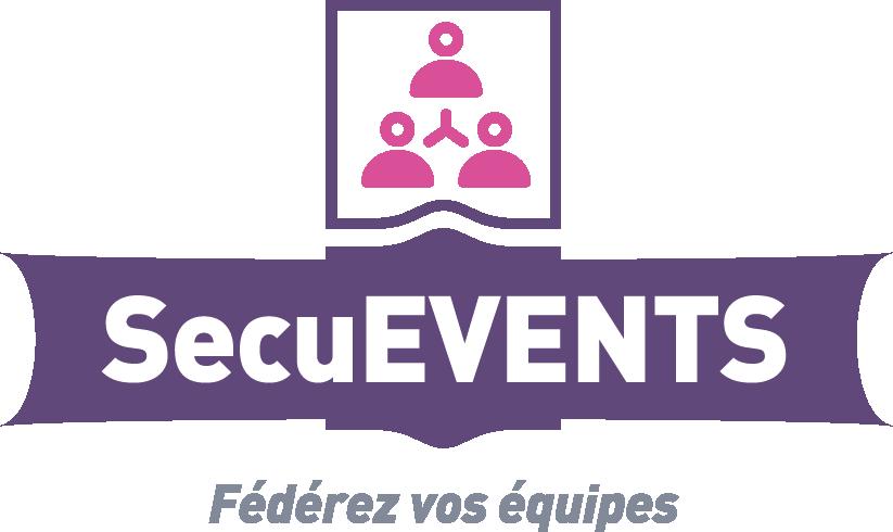 Logo et cartouche SecuEvents