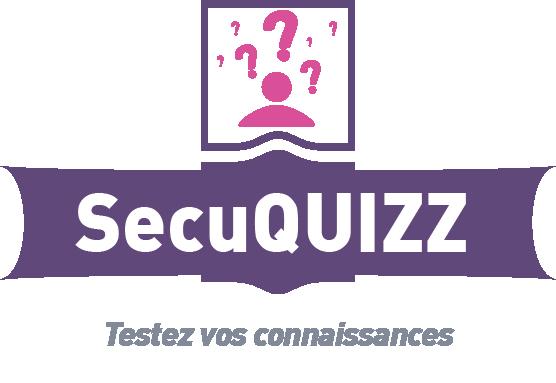 Logo et cartouche SecuQuizz