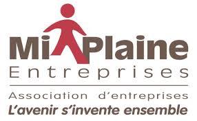 Logo mi plaine entreprises